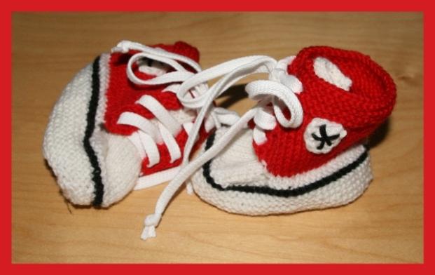 Rot_für ein Baby