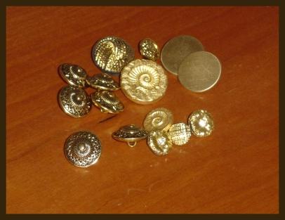Goldschätze? Fundstücke? Goldschätze!