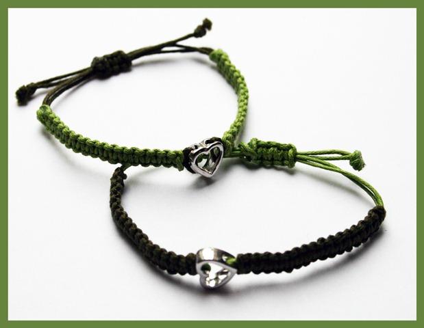 Antetanni Bastelt Armband Knotenarmband Flechtarmband Antetanni