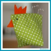 Huhn | antetanni näht (Hühner, Küken, Anleitung)