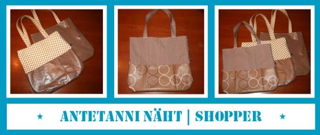antetanni_naeht_Shopper_Wachstuch_Baumwolle