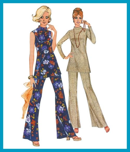 antetanni-naeht_70er-Jahre-Outfit-Burda