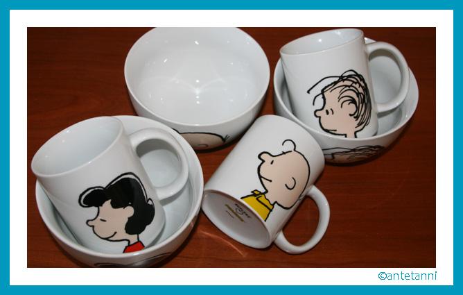 antetanni-sagt-was_Peanuts-Tasse+Mueslischale