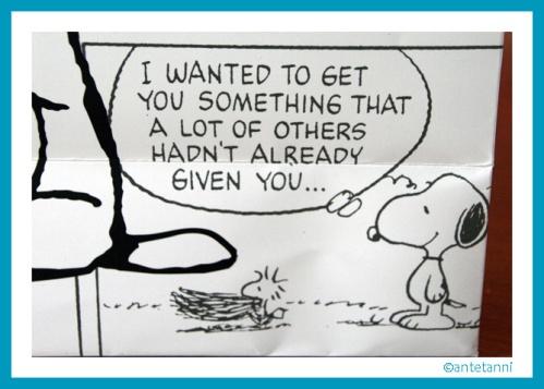 antetanni-sagt-was_Snoopy+Woodstock_Geschenkverpackung1