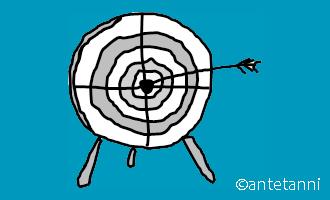 antetanni_Button-Ziele-Zielscheibe-Pfeil