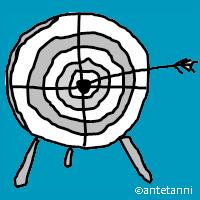 antetanni_Button-Ziele-Zielscheibe-Pfeil_2