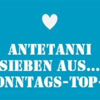 Sonntags Top 7 #7/19 | antetanni sagt was