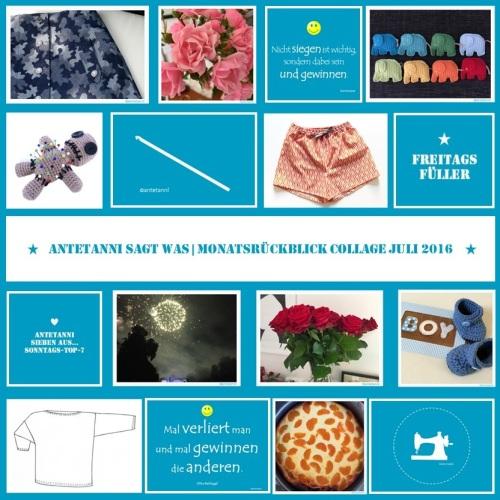 antetanni_Collage-Monatsrueckblick_Juli-2016