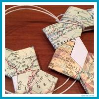 Origami Stern | antetanni bastelt (Anleitung)