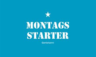 Montagsstarter©antetanni