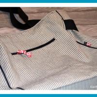 CarryBag Tasche | antetanni näht (Sew Along Taschenspieler 4)