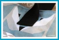 Fuchs, Multitasche, Farbenmix, Taschenspieler 2, Träger, Gurtband