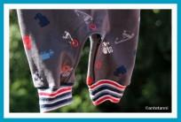 antetanni-naeht-Strampler-56-Babyleicht-klimperklein-Baustelle-Wickeloeffnung-Buendchen-Socken