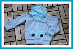 antetanni-naeht-Babyshirt-Ringelshirt-Shirt-Klimperklein-Applikation-Auto-Halstuch_74