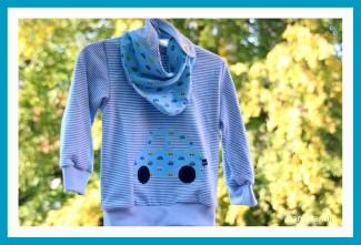 antetanni-naeht-Babyshirt-Ringelshirt-Shirt-Klimperklein-Applikation-Auto_Halstuch_74