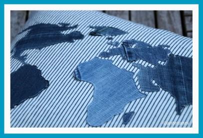 antetanni-naeht-Kissen-Weltreise-Weltkarte-Ausschnitt
