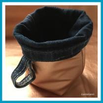 antetanni-naeht-Mini-Utensilo-Jeans-Kunstleder-kupfer