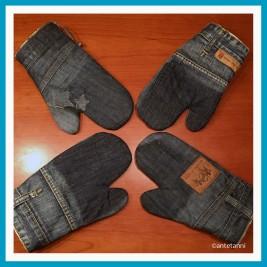 antetanni-naeht-Topflappen-Ofenhandschuhe-Jeans-Rueckseite