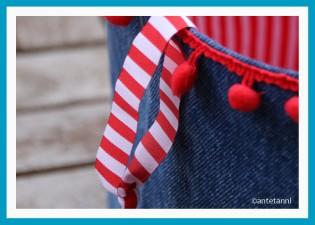antetanni-naeht-Utensilo-runde-Sache-Jeans-Sterne-Streifen