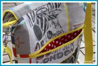 antetanni-naeht_Tasche-Klara-Maria-Probenaehen-BlauBunt-Reissverschlussfach-hinten