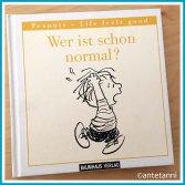 Buch_Wer-ist-schon-normal-Peanuts