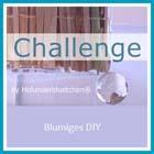 Linkparty Blumiges DIY Challenge